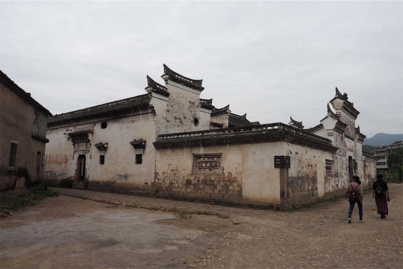 河陽古民居・建物