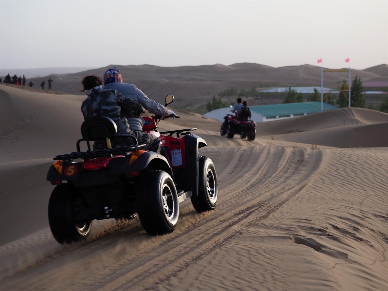クブチ砂漠