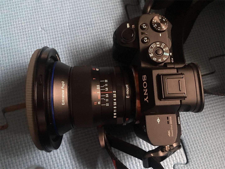Laowa 15mm 2.0 ZERO-D
