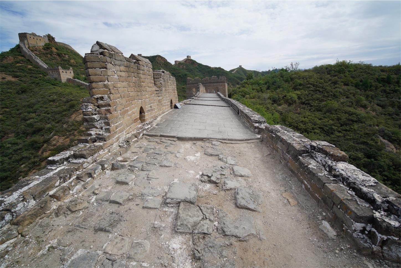 金山峰長城-万里の長城