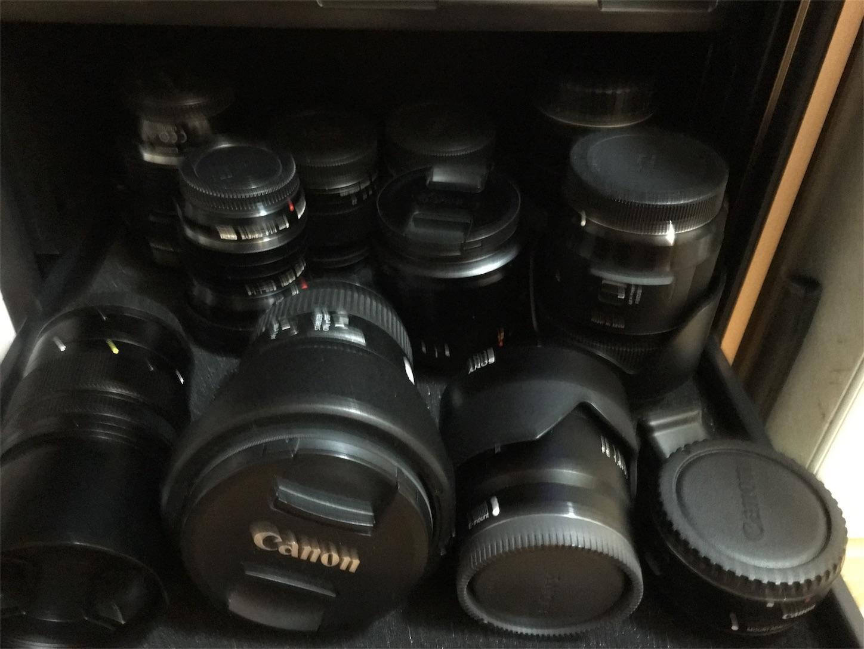 カメラ防湿庫