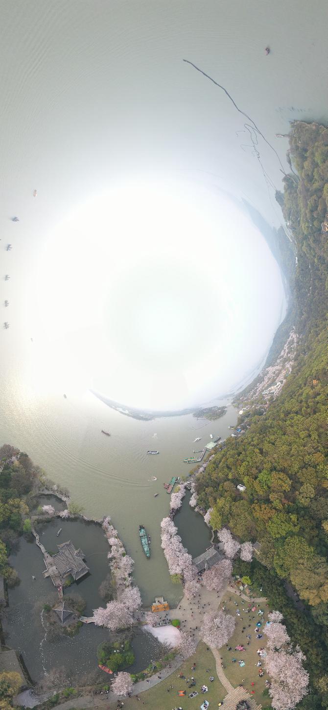 無錫鼋頭渚,360度写真