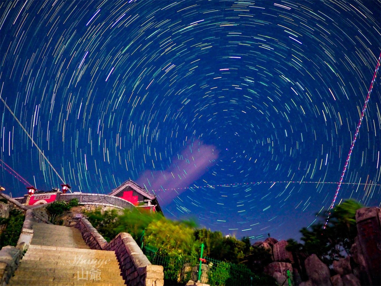 泰山の星の軌跡,omdem1mk2