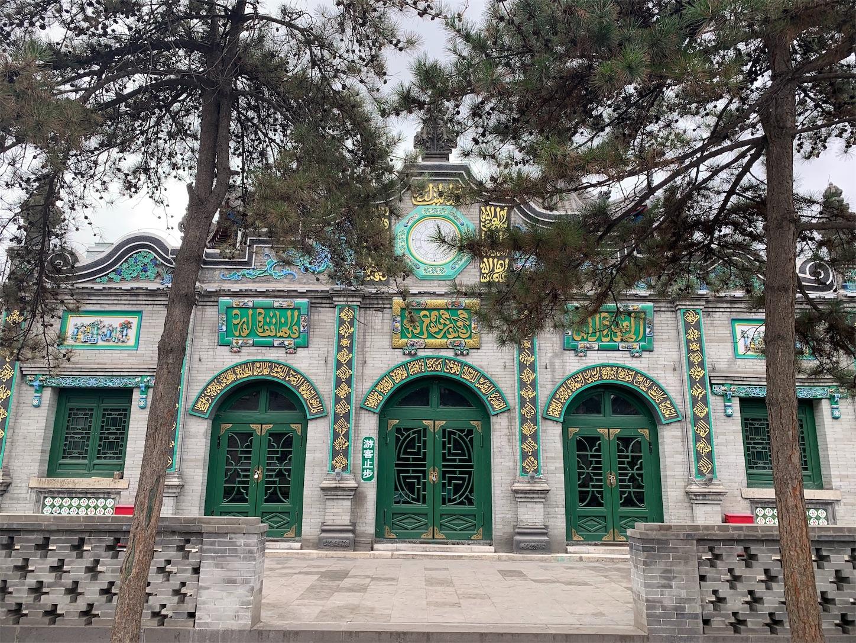 フフホトの清真大寺