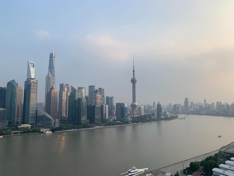 上海北外灘