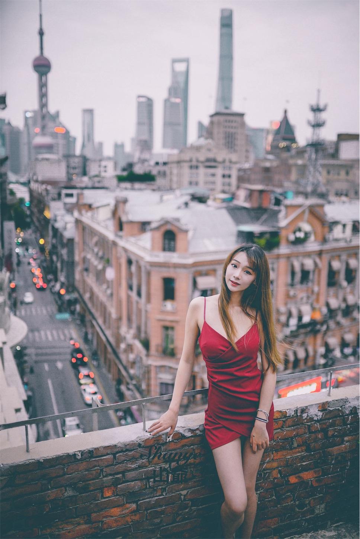 上海沙美大楼,ポートレート撮影