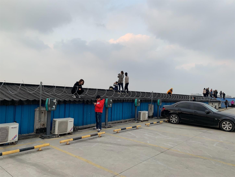 虹橋空港撮影スポット
