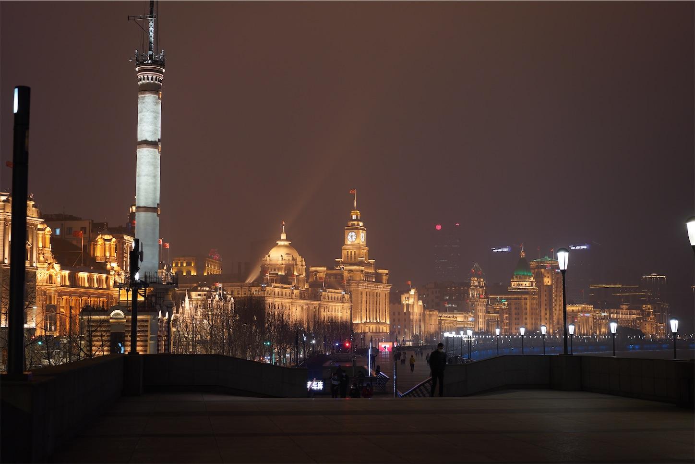 上海外灘2020-2-25-2
