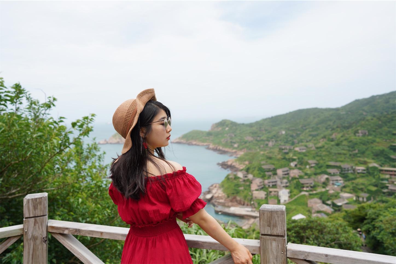 枸杞島,後頭湾村(無人村),ポートレート