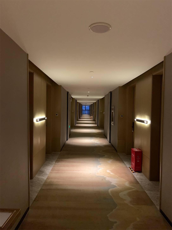 貴州省旅行5日間安順半山酒店廊下