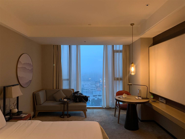 貴州省旅行5日間安順半山酒店部屋1