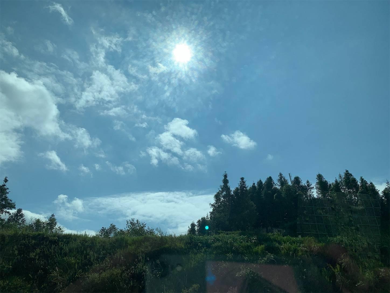 貴州省旅行5日間,安順から興義までのバスの車窓から9