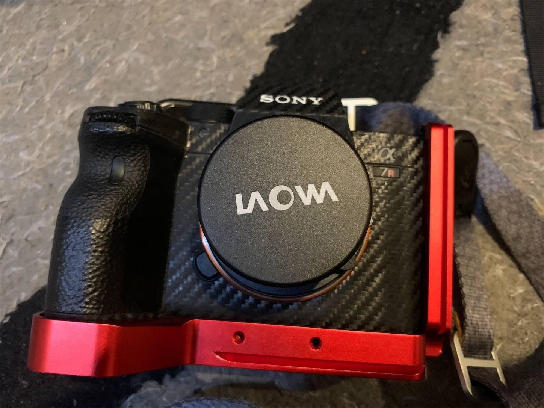 LAOWA4mmF2.8円周魚眼,α7R4,キャップ付き