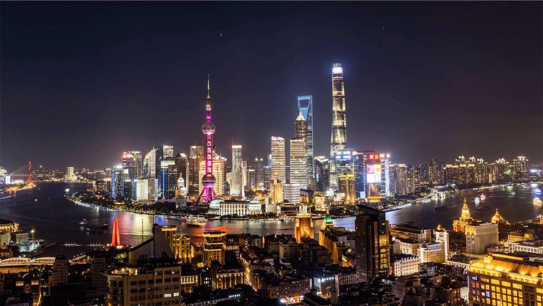 2021上海夜景,a7R4