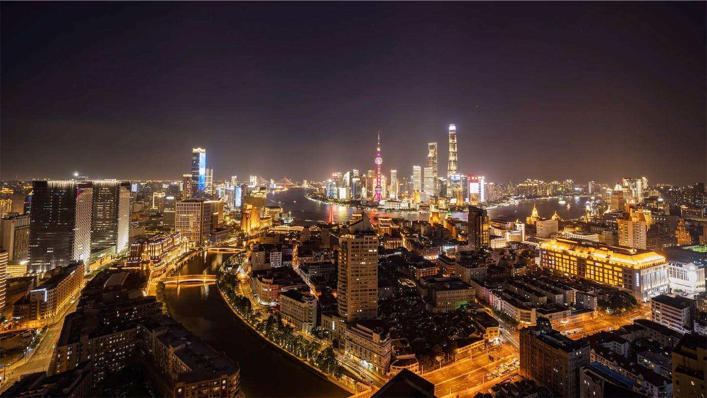 2021上海夜景,Z5