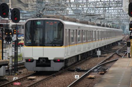 個別「[近鉄電車]近鉄3220系(KL21)「シリーズ21」@大和西大寺」の写真、画像 - 近鉄電車 - ななとらPhotos