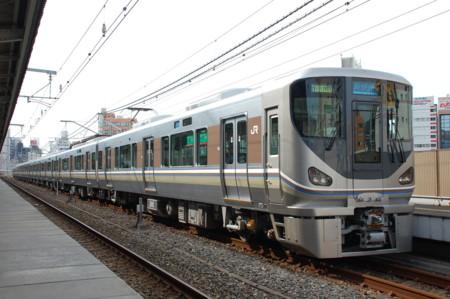 225系(I1)@神戸