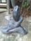 大豊神社 狛ヘビ