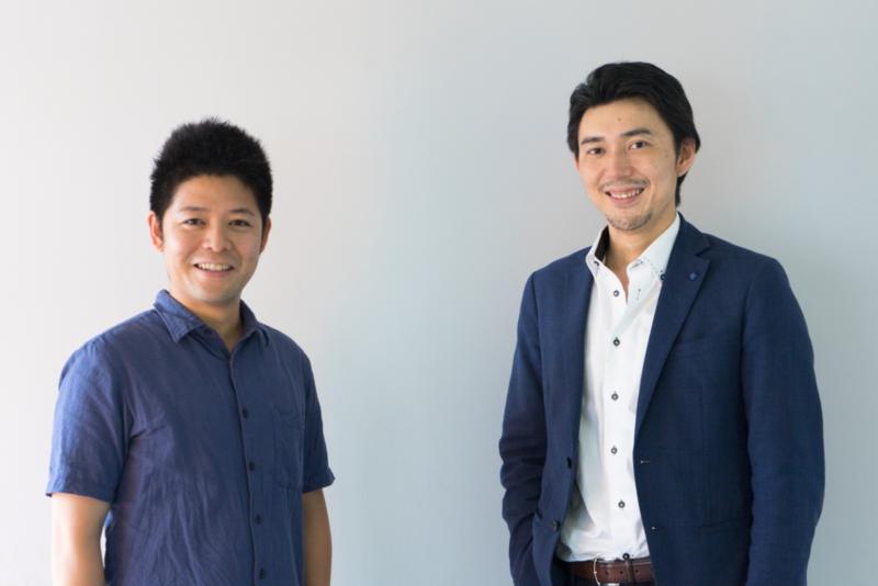 向井さん(左)松塚さん(右)