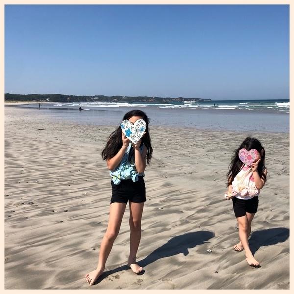 伊勢!国府の浜は家族連れにも楽しくサーフィンできる海!