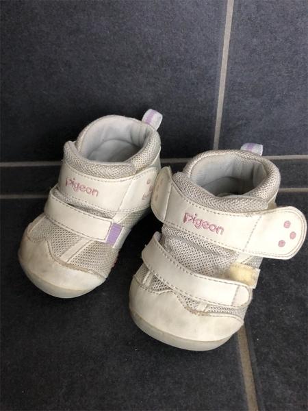 歩きはじめた子にオススメしたい靴!
