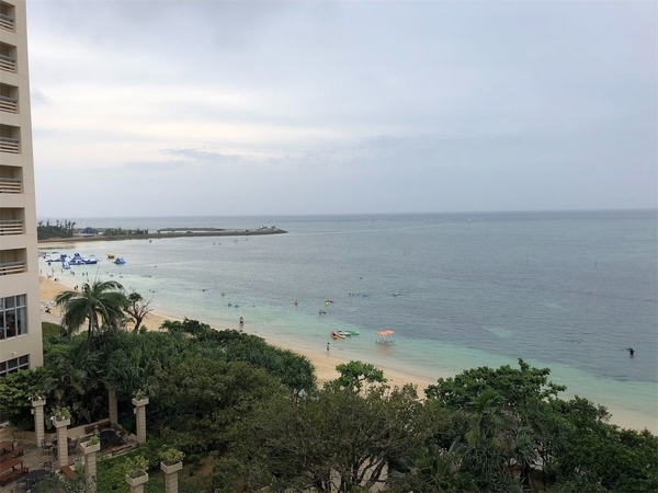 5人家族で沖縄旅行!1泊目