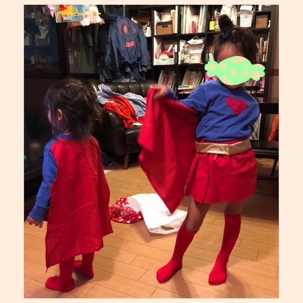 ハロウィンの子供コスプレ衣装&食事のアイディア