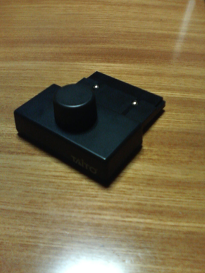 アルカノイドDS用パドルコントローラ2