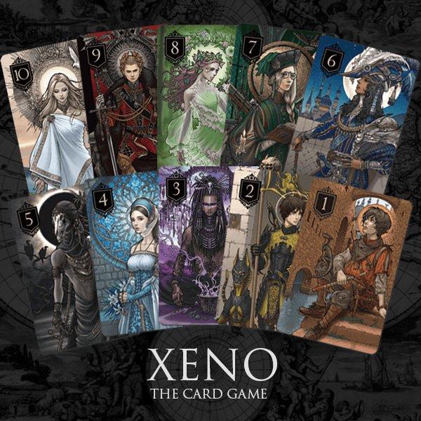 中田敦彦考案XENO