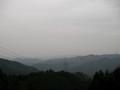 [山][空]梅野木峠から見た日の出町方面