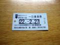 東京メトロ・都営地下鉄1日乗車券