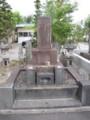 千葉立造の墓