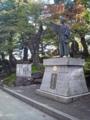 [米沢]上杉鷹山像