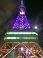 [札幌][さっぽろテレビ塔]LEDイルミネーション