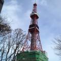 [札幌][さっぽろテレビ塔]11時11分