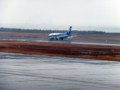 [新潟空港]搭乗した航空機