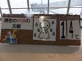 [新潟空港]12月31日の天気