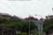 遠方に首里城