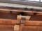 軒下に燕の巣