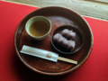[伊勢市][赤福]赤福本店で頂く赤福餅