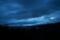濃紺、夜明け前