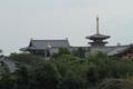 伝統の屋根(薬師寺)
