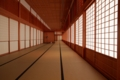 佐賀城内回廊
