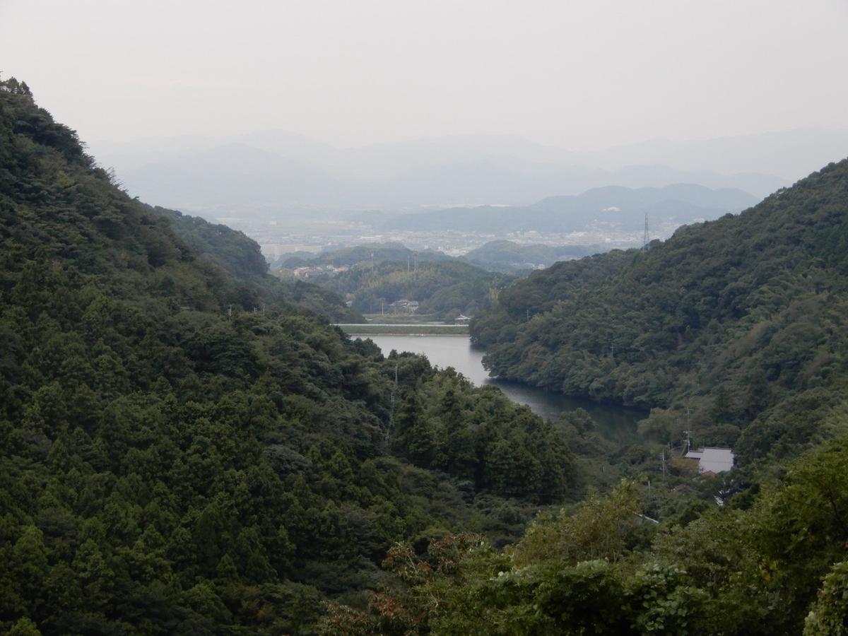内ヶ磯ダム