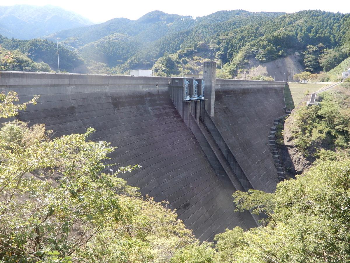 瑞梅寺ダム
