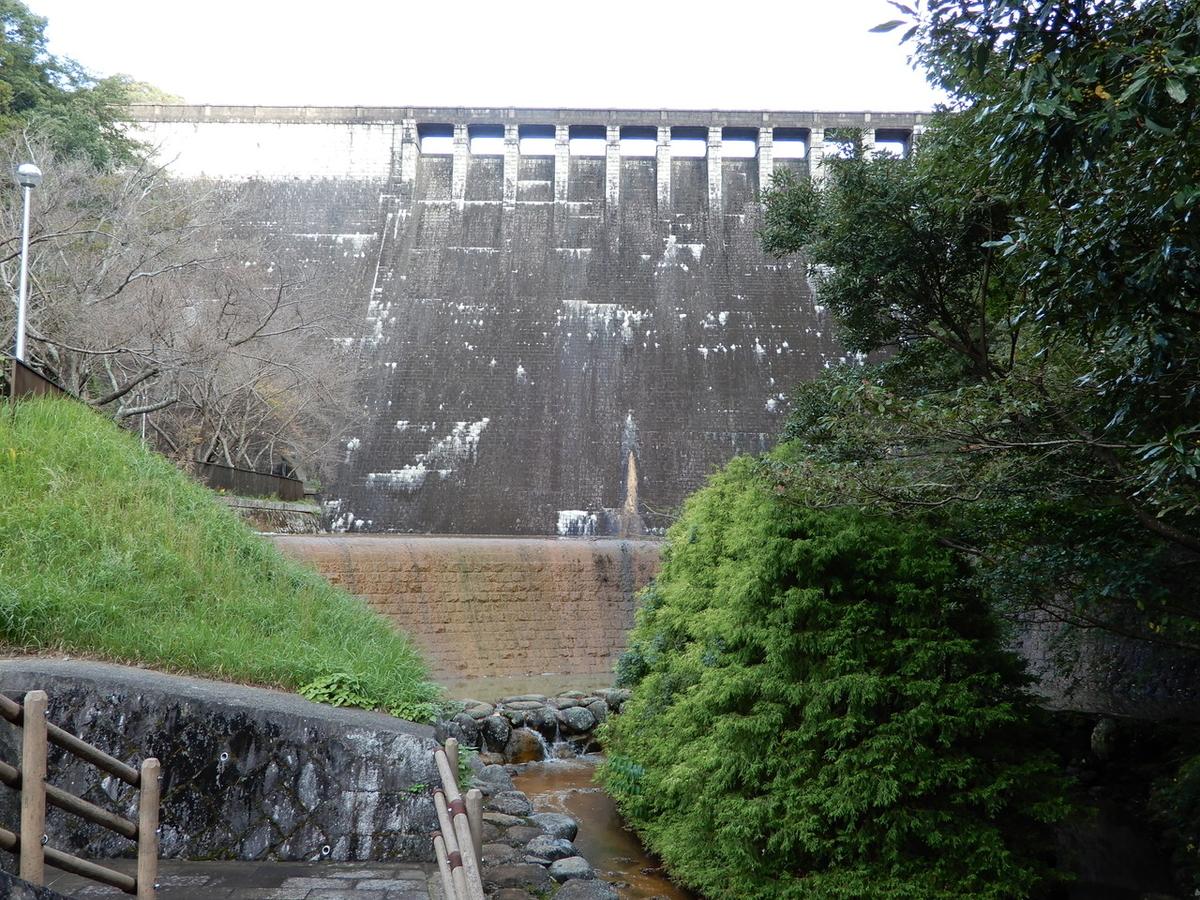 小ヶ倉ダム