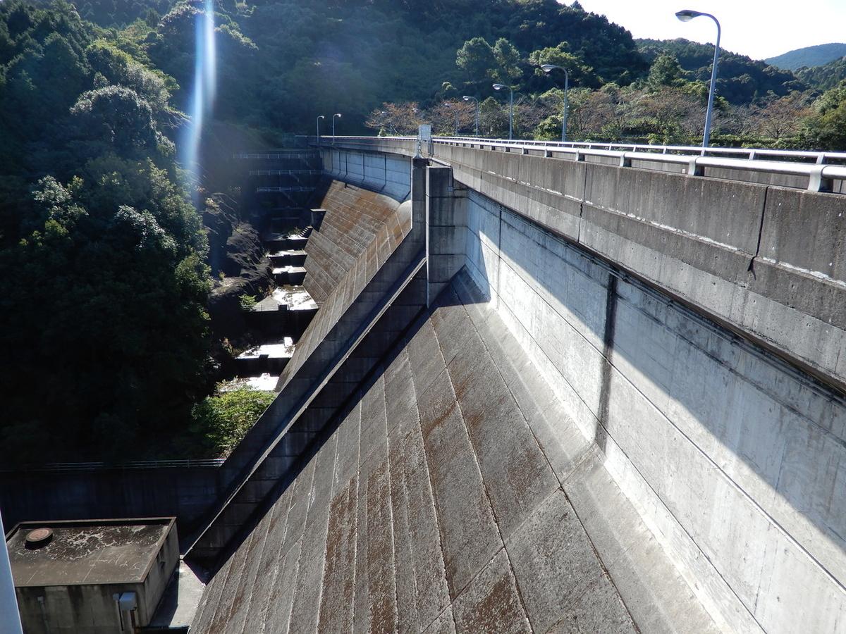 土師野尾ダム
