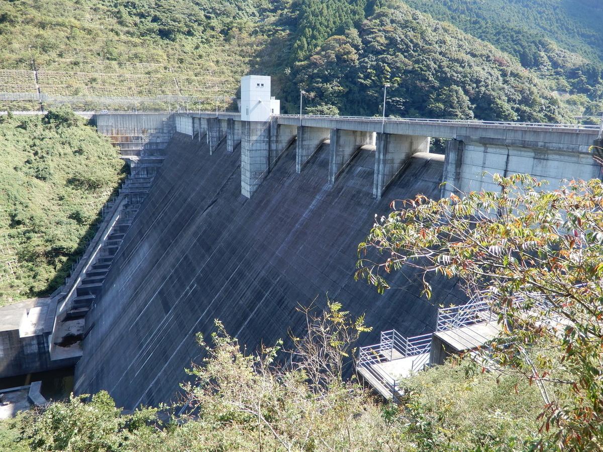 中木庭ダム
