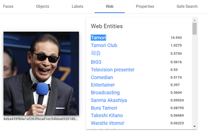 Google Cloud Visision AI