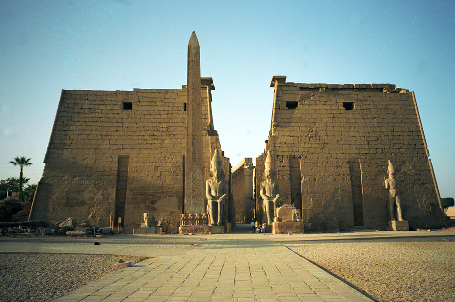 エジプトの世界遺産・古代都市テーベ